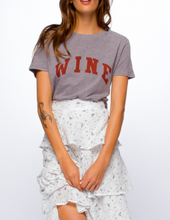 Load image into Gallery viewer, Wine Loose Tee