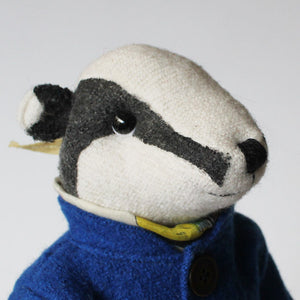 Morris the Badger