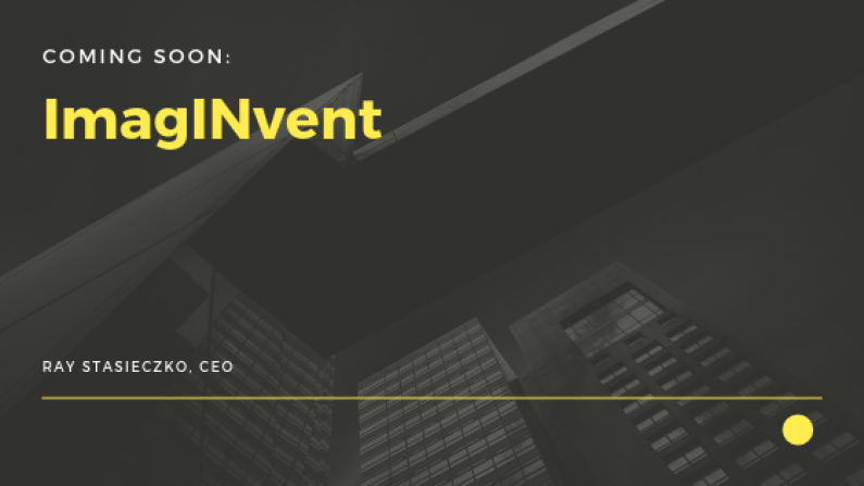 ImagINvent Coming Soon!