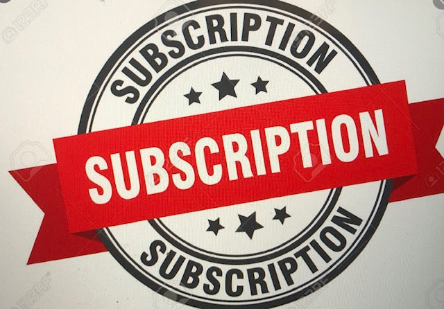 Subscription Print Services, The Bubble is going to Burst!!!!