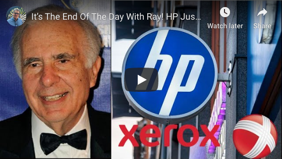 It's The End Of The Day With Ray! HP Just Say Yes!