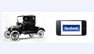 What if Mark Zuckerberg and Henry Ford changed birthdays?