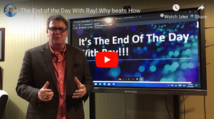 The End of the Day With Ray! Why beats How