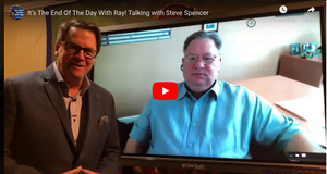 It's The End Of The Day With Ray! Talking with Steve Spencer