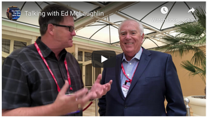 Talking with Ed McLaughlin