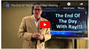 The End Of The Day With Ray! Sharing a LinkedIn Tip