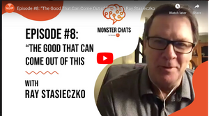 "Episode #8: ""The Good That Can Come Out of This"" with Ray Stasieczko"