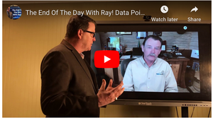 The End Of The Day With Ray! Data Points Don't Lie