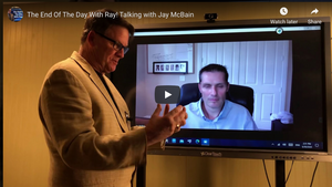 The End Of The Day With Ray! Talking with Jay McBain