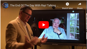 The End Of The Day With Ray! Talking With Industry Great Ed McLaughlin
