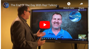 The End Of The Day With Ray! Talking With, Paul Berndt -The King of Backup and Recovery