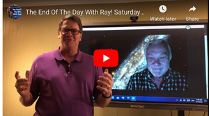 The End Of The Day With Ray! Saturday Special Following Up with Education Futurist Dr. Gordon.