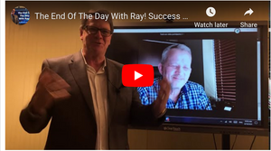 The End Of The Day With Ray! Success in Generational Culture
