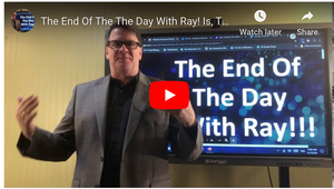 The End Of The The Day With Ray! Is, The Document Imaging Channel focused on the wrong argument?