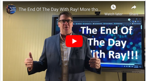 The End Of The Day With Ray! More thoughts on why Xerox and Konica together makes sense?