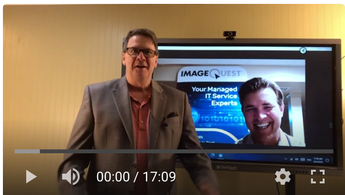 The End Of The Day With Ray! Jay Mallory of ImageQuest from Copier Guy to IT Sales Leader.