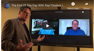 The End Of The Day With Ray! Dealers looking for a piece of 750 Million watch this video