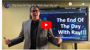 The End Of The Day With Ray! My take on, HP 4th quarter and year end numbers?