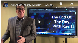 The End Of The Day With Ray! How should Panasonic's decision influence the Imaging Channel? 46 views•Dec 9, 2020