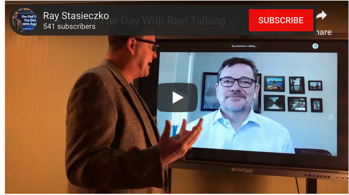 The End Of The Day With Ray! Talking With Norm McConkey, The Massive Growth Of MPS Toolbox