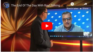 The End Of The Day With Ray! Talking with Gregg Lalle SVP ConnectWise.