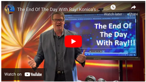 The End Of The Day With Ray! Konica's Optimism ? Have Their Past Press Releases Came True?