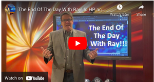 The End Of The Day With Ray! Is HP acknowledging reman - cartridges work and help the environment??