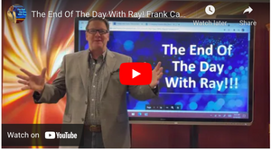 The End Of The Day With Ray! Frank Cannata says give A4 respect! I Love, Fridays with Frank
