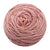 Naturally dyed pure merino in BabyValentine - soft pink colourway