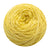 Naturally dyed pure merino in FlashDance - yellow colourway
