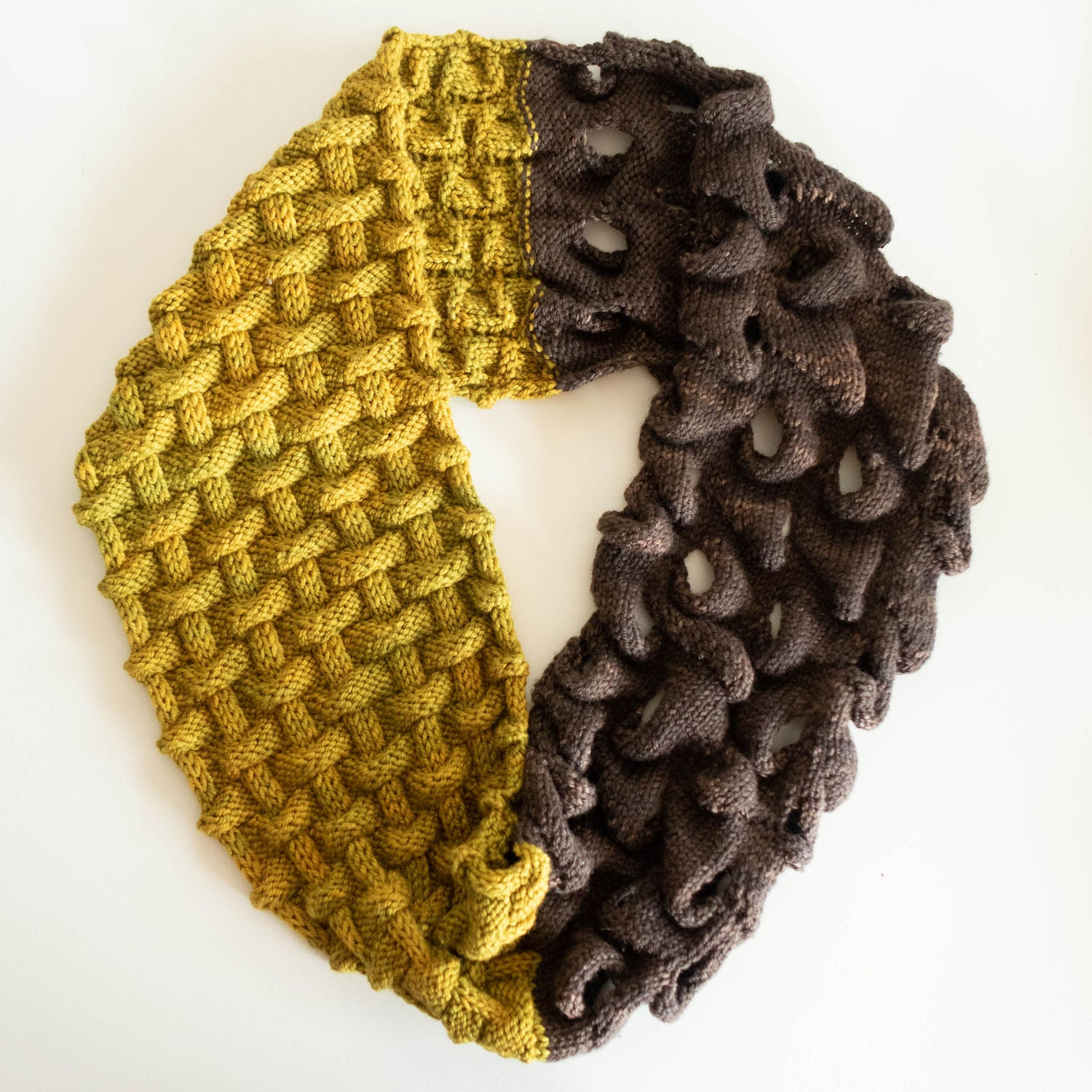 Ginga Cowl Yarn Kit