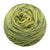 Naturally dyed pure merino in LimeLight - bright green yellow colourway