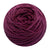 Naturally dyed pure merino in Magnette - wine burgendy colourway