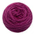 Naturally dyed pure merino in TheRockStar - vibrant purple pink colourway
