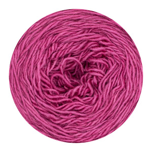 TheRockStar, Naturally dyed merino/ cashmere/ silk singles fingering weight yarn