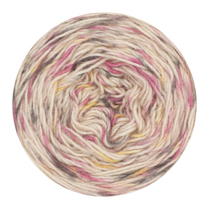 Twizolo, Naturally dyed merino/ cashmere/ silk singles fingering weight yarn