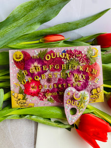 Green Witch Ouija Board