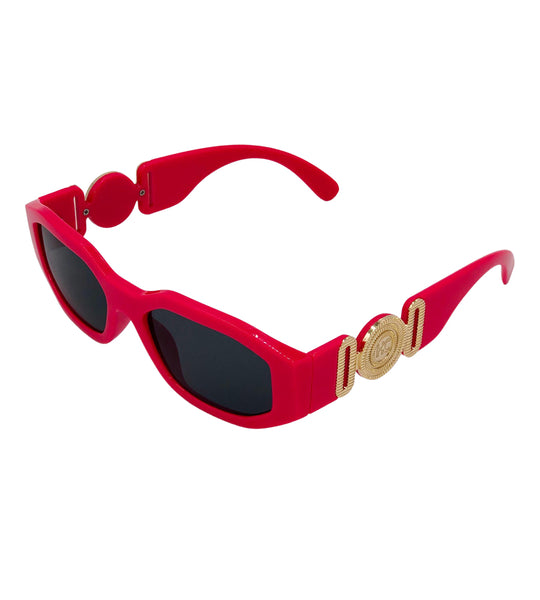 Remy- Hot Pink Sunglasses