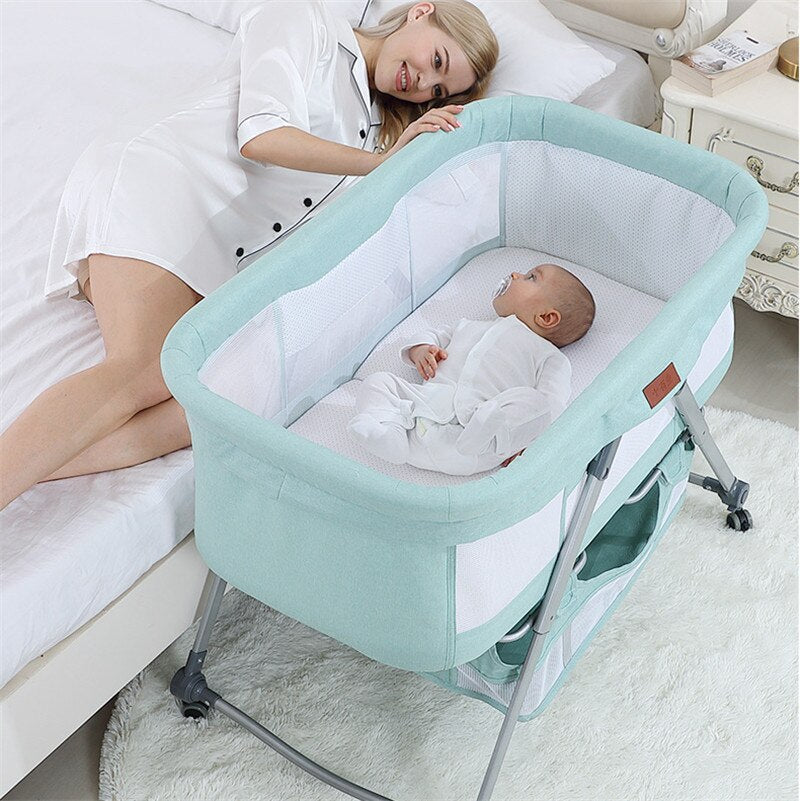 Baby Cradles Bassinets Foldable - Babiesandall