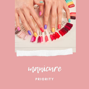Beauty Box Priority