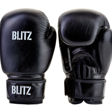 Blitz Kids 6oz Training Kickboxing Gloves