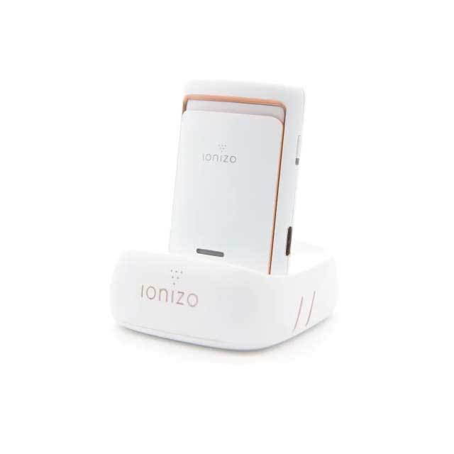 New IONIZO Portable Necklace Ionizer Air Purifier Dust Monitor 99/% Negative Ion