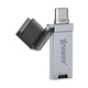 XPower CROC2G Aluminium Alloy Type-C/USB 2-in-1 Micro SD Card Reader
