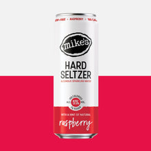 Load image into Gallery viewer, Raspberry Hard Seltzer Can - Mike's Hard Seltzer
