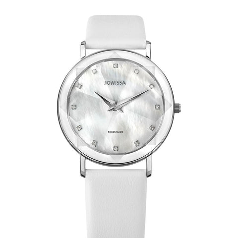 Facet Swiss Ladies Watch