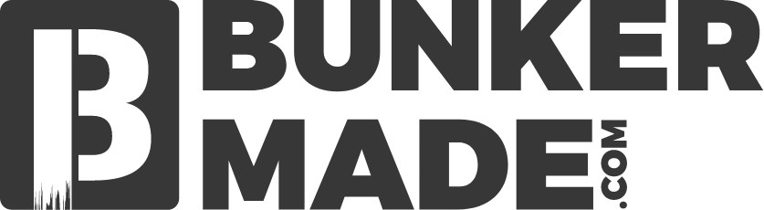 bunker made logo