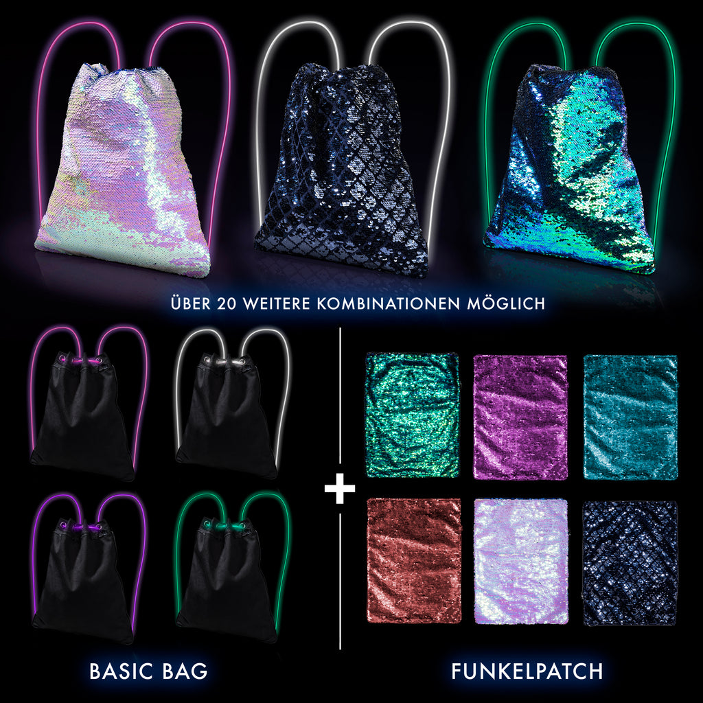 Funkelbag 3 - Basic Bag -