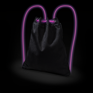 Open image in slideshow, Funkelbag 3 - Basic Bag - Rosa