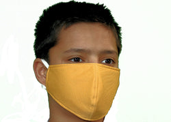 Gold -  Kid's Face Mask Free Shipping - FacemasksNJ.com