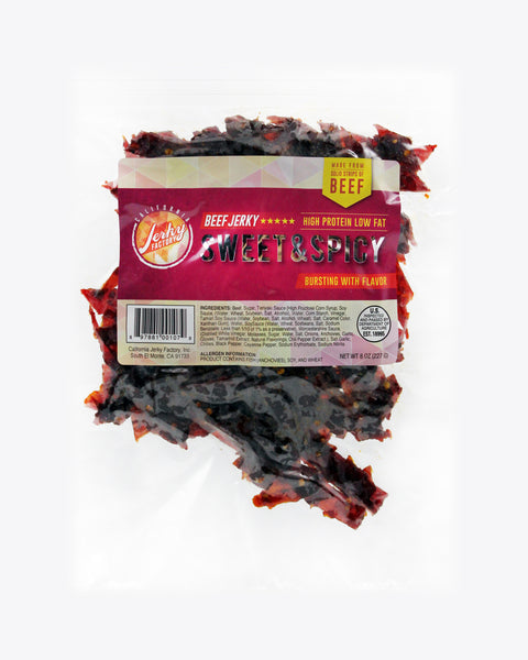 Sweet & Spicy - Soft Jerky